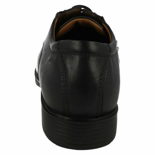 Tilden Clarks Cuero Zapatos Hombre Formal De Gorra van01Bq