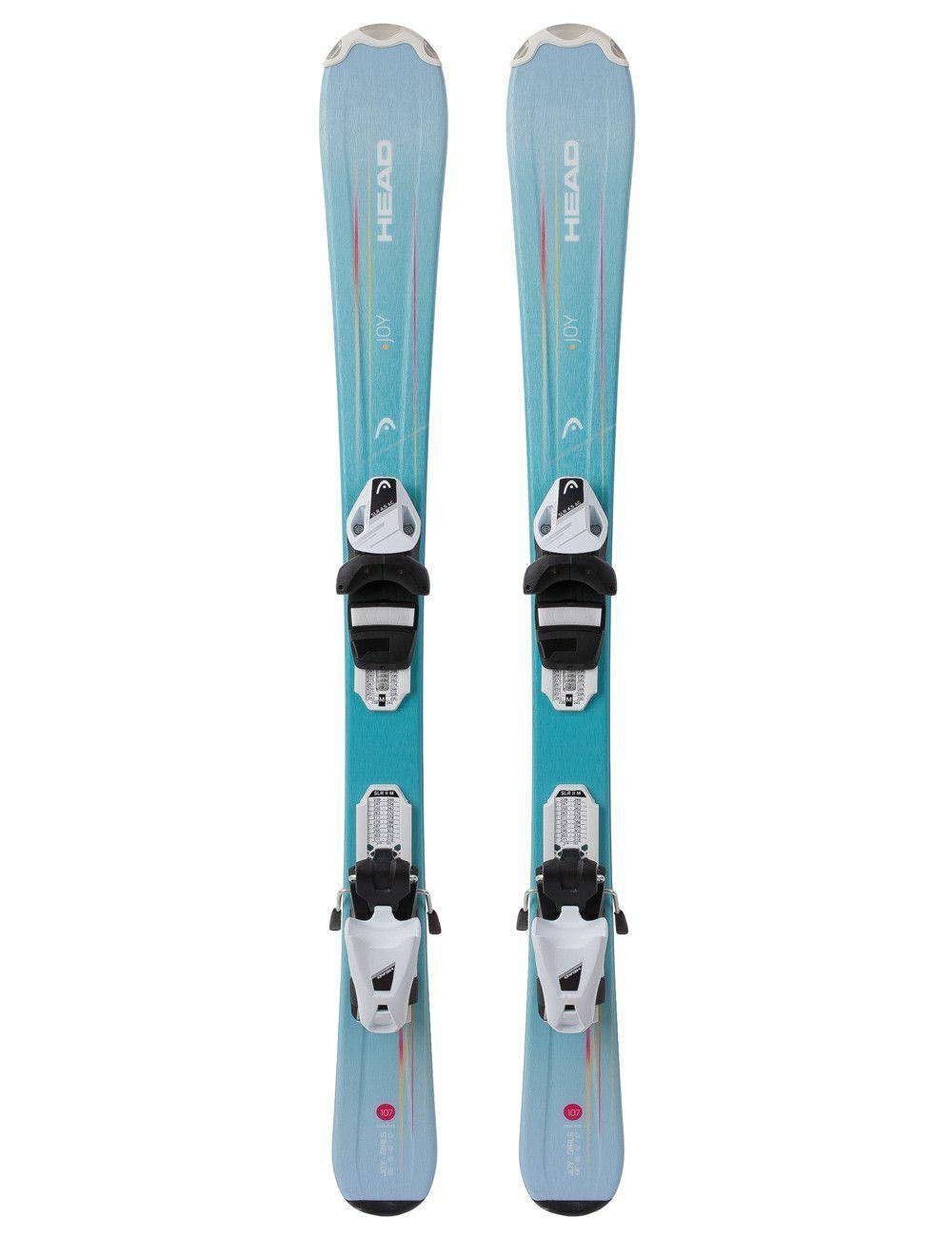 NEW Kinderski Head Joy SLR 2+ Head SLR 4.5 NEW Ski Fur Junior