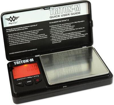 0,01g Goldwaage Juwelierwaage scale MyWeigh T3-400 Feinwaage Digitalwaage 400g