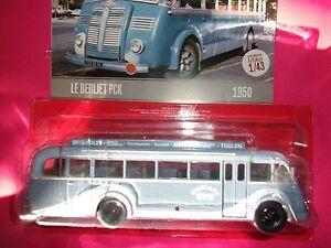 n-52-BERLIET-PCK-Autobus-et-Autocar-du-Monde-BRIGNOLES-an-1950-1-43-Neuf-new