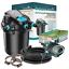 Auto-Cleaning-Pressurised-Koi-Pond-Filter-UV-Steriliser-All-in-One-Kit-Ponds thumbnail 1