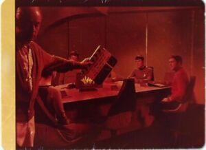 Star-Trek-TOS-35mm-Film-Clip-Slide-Lights-Zetar-Clapper-Board-Kirk-Spock-3-18-19