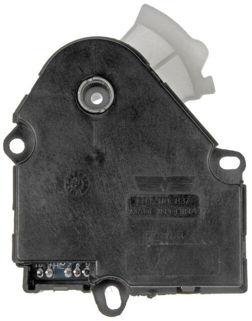 HVAC Heater Blend Door Actuator-Air Door Actuator Dorman 604-110