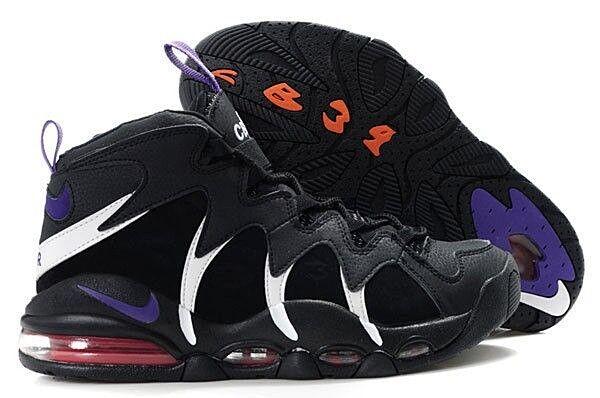Nike air barkley max cb34 barkley air bianco nero grigio scarpe da basket 414243 calci Uomo c80214