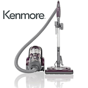 Kenmore 22614 Pet Friendly Bagless Canister Vacuum Cleaner