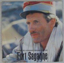 Fort Saganne 45 tours Depardieu Sarde