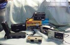 Vintage Camera Lot of 7 - Kodak Vivitar Imperial DS Max