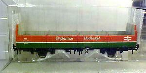 Bachmann Branch-Line 38-042 HO 31t OBA Open Wagon Plasmor Blockfreight C-9 NIB