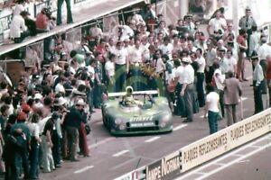 Photo-1974-Le-Mans-24-Hours-Matra-Simca-MS670C-Pit-Lane