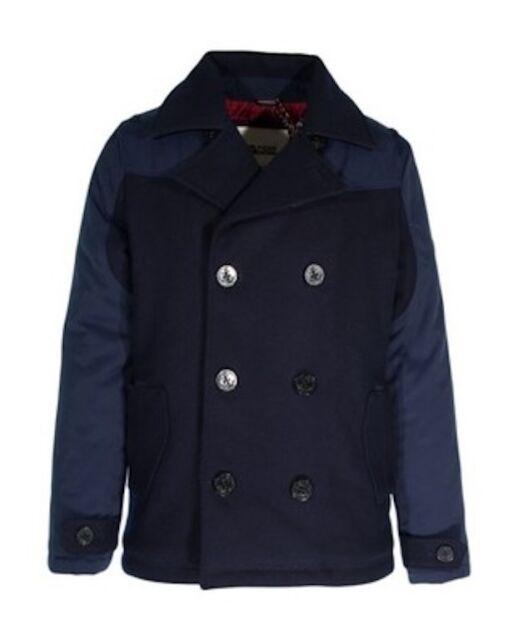 Tommy Hilfiger Men's DILLON COAT parka navy blue L
