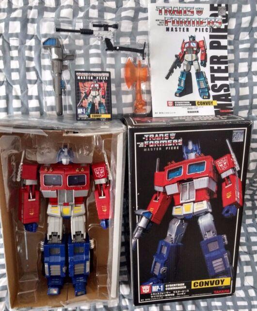 TransFormers Takara  MP-1 Cybertron Convoy Optimus Prime MIB Masterpiece G1
