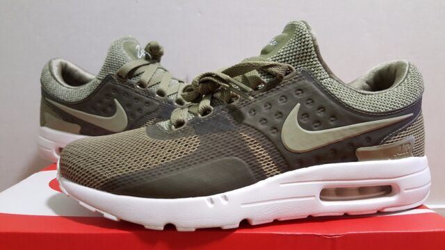 the latest ef33a ae46c 903892-200 Men's NIKE Air Max Zero Br sz 13 Trooper Summit White ...