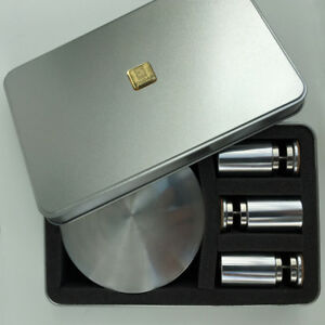 Michell-Gyrodec-Aluminium-Performance-Pack-magnetic-levitation-feet