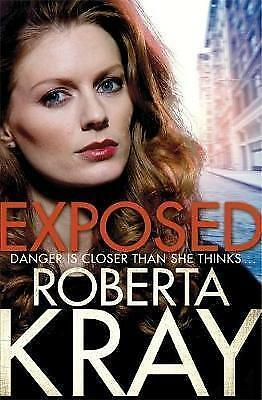 1 of 1 - Exposed, Kray, Roberta, New Book