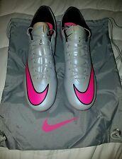 NEW Nike Mercurial Vapor X FG Soccer Cleat Men's Size 12  648553-060