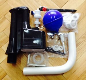 toilet low level fittings pack for cistern lever syphon ballvalve