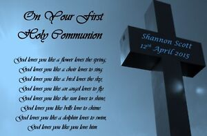 First-Holy-Communion-Confirmation-Day-Keepsake-Gift-Personalised-God-Poem