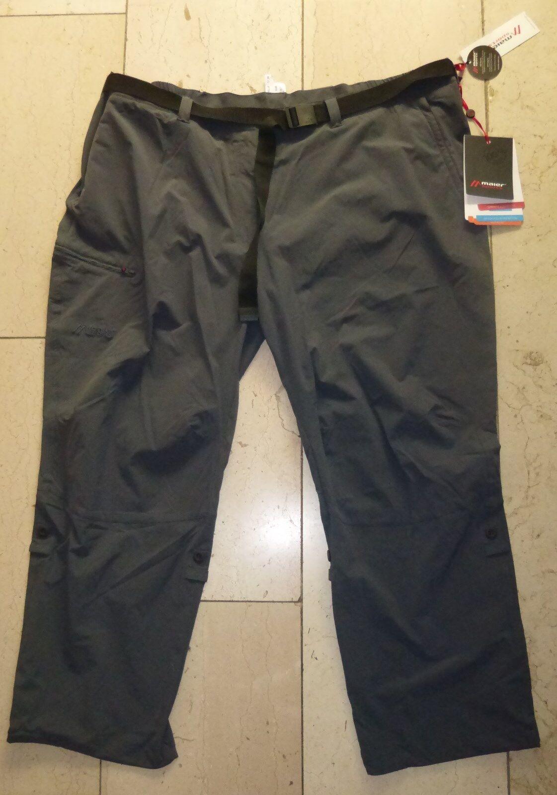 Maier Sports Donna Funzione Pantaloni Taglia 28 56k Wanderhose lulaka Trekking pantaloni