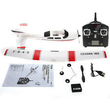 F949 2.4G 3CH RC Airplane Fixed Wing Plane Outdoor RTF