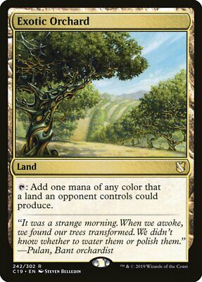 MTG Magic Card Rare Mass Diminish Commander C19 #10 Mint