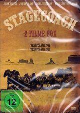DVD NEU/OVP - Stagecoach - 2 Filme Box - Stagecoach 1939 / Stagecoach 1986