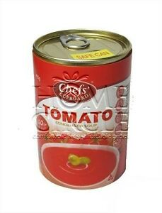 Tomato Soup Safe Can Stash Hidden Secret Compartment Personal Valuables & More