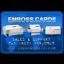 Fargo 84514 YMCFK UV Color Ribbon 500 Prints HDP5600 HDP5000 HDPii 754563845140