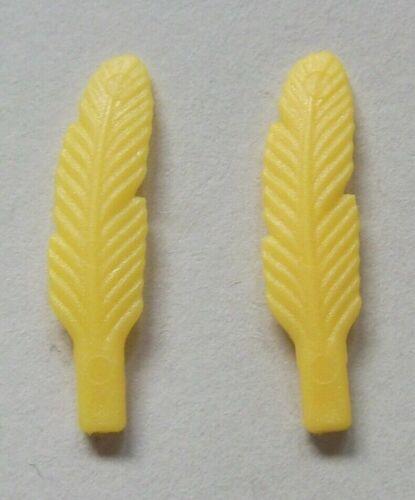 225604 pen medium indian yellow 2u playmobil Feather Archer Indian