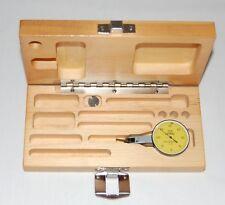 Brown Sharpe Dial Test Indicator Horizontal 001 0 08mm Range Bestest 7031 13