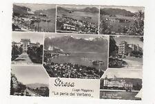 Stresa Lago Maggiore RP Postcard Italy 560a
