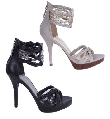 Scarpe Tgl 35 Highheels Scollate Guess Donna PgqSWz