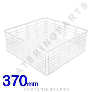 UNIVERBAR-4171-PLASTIC-COATED-WIRE-OPEN-GLASS-RACK-370x370x140mm-GLASSWASHER