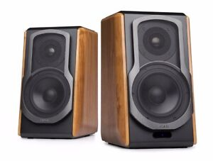Edifier-S1000DB-Wireless-BT-Bluetooth-Active-Bookshelf-Studio-TV-MAC-PC-Speakers