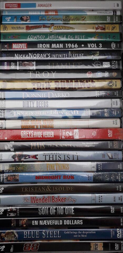 DVD, andet