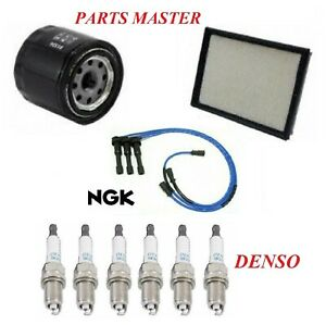 Tune UP KIT Filters Gasket Plugs for Nissan Murano V6; 3.5L 2003-2006