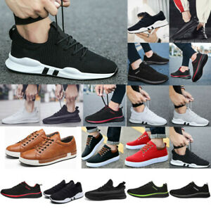 Mens-Safety-Work-Trainers-Breathable-Sneakers-Lace-Up-Sports-Trainers-Shoes-Size