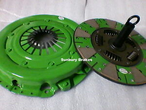 FORD-XR6-Turbo-CLUTCH-KIT-CUSHION-BUTTON-BA-BF-Models-amp-BARRA-5-amp-6-Speed