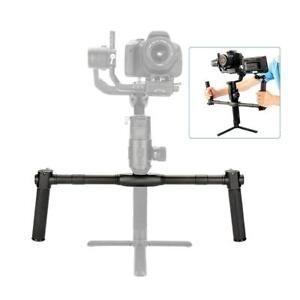 For-DJI-Ronin-S-Handheld-Gimbal-Stabilizer-Dual-Handle-Grip-Bracket-Holder-Kit