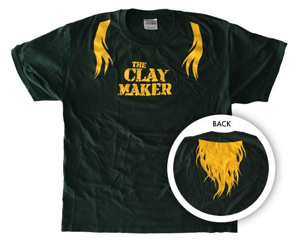 Clay Matthews The Claymaker Hair Shirt