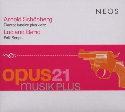 Schonberg / Doufexis / Baptist - Pierrot Lunair Op 21 [CD]