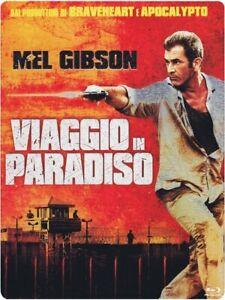 Viaggio-in-Paradiso-Edizione-Metal-Blu-Ray-SteelBook-Nuovo-Sigillato