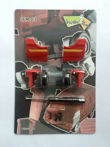 Shadow fisher SF03//SF04 Ironhide//Ratchet Upgrade kit,In stock!