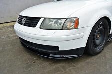 VW Passat B5 3B 96-01 Front Bumper Lower Lip spoiler Cup Chin Valance Splitter