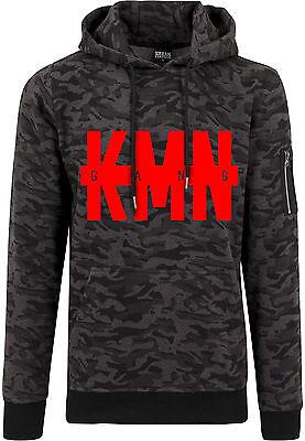 KMN Gang Hoody KMN dark camo