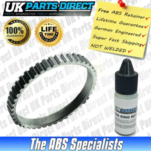 Rear 1998-2001 Ford Cougar ABS Reluctor Ring PRO-COAT V3