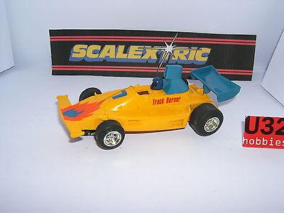Brave Scalextric C-357 Formel Track Burner #7 Ausgezeichnet Zustand Unboxed High Resilience