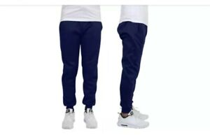 Galaxy By Harvic Men/'s Regular-Fit Fleece Jogger Sweatpants Small-Extra Large