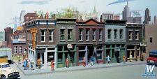 3028 Walthers Cornerstone Merchant's Row I - Kit  HO scale