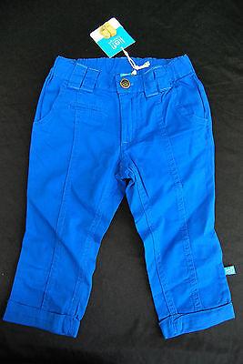 Avere Una Mente Inquisitrice Camminò! Lifestyle Chic Baby Pantaloni Morbido Taglia 80 Con Tasche Regolabile Federale Ba-97-