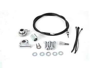 Rear Wheel Speedometer Drive Kit for Harley Custom Softail Models